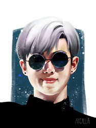 Namjoon by Aycalla