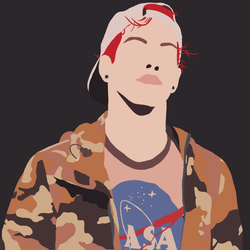 Vectorized Josh Dun by KmesonAJ