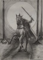 Headless Horseman by ElizabethHolmes