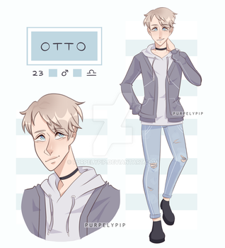 otto body ref!! (oc) by PurpelyPip