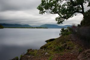 Loch Lommond by cleverless