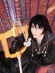 Xion Cosplay- The person I was before... wasn't me by LiryoVioleta