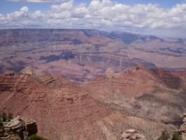 Watch Over the Grand Canyon by JohnReynolds