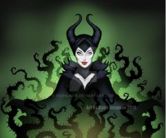The Mistress Of All Evil by Redhead-K