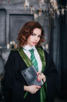 Student of the Slytherin Faculty10 by VeroNArt