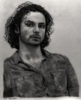Finished: Aidan Turner by shuckaby