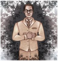 Kingsman: Galahad by maryallen138