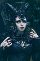 Dark Forest Fairy by BlackMart
