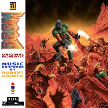 DOOM 1996 3DO Original Soundtrack by THEGALATF