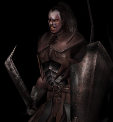 Lurtz 3D model by Louis-Lux