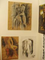 KGV Art Exhibition 2007- pic 3 by Asenceana