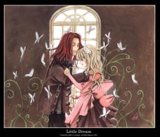 Little dream by mude