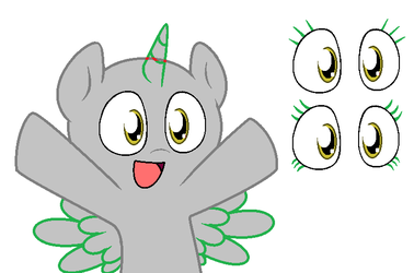 MLPFIM Base - NYAH! by Pupster0071