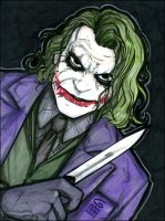 Joker by grantgoboom