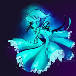 leave me your stardust to remember you by by MarionetteDolly