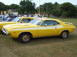 1974 Dodge Challenger 340 RT by Mister-Lou