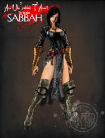 Gaming  Set 1 of 5 - Sabbah by tower015