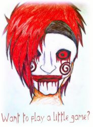 Celldweller (Head) by Scarletu-Rozu