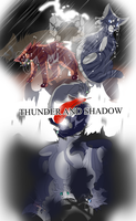 Warrior Cats- Thunder and Shadow by WarriorCat3042