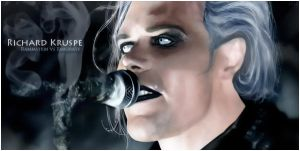 Richard Zven Kruspe by Shiny-Mel