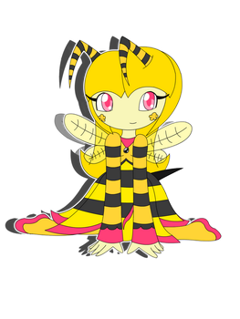 ::Dec. 14th - Honeycomb the Bee Seedrian:: by LillyTheSeedrian