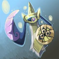 PKMN : Aegislash by whitmoon