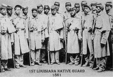 African American Confederate soldiers by OddGarfield