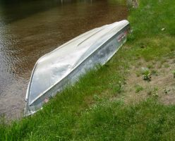 740 - boat by WolfC-Stock