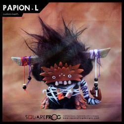 Papionai-L 03 by SquareFrogDesigns