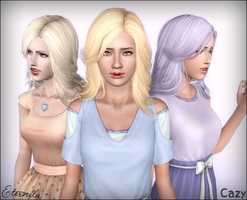 Cazy's Revival ~ Retextured for Teen to Elders by D3N1ZFTW