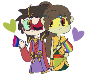 Happy Pride Month!!! by SC0RM