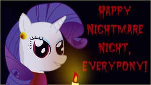 Happy Nightmare Night (Animation Test) by HalflingPony