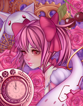 Madoka: Time and Circumstance by Einoa