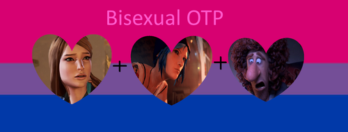My Bisexual OTP by Paula712