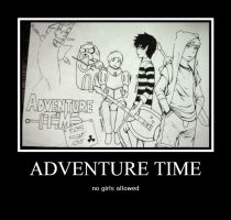 adventure time by ziqman
