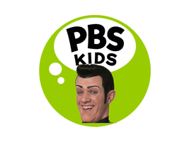 PBS Kids Logo (Robbie Rotten Variant) by TheThievingCyborg