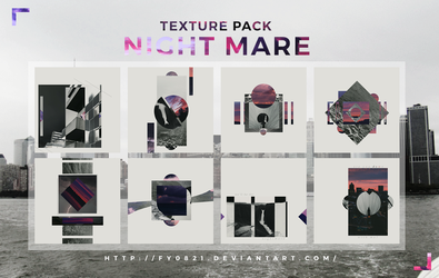 texture pack 4.NIGHT MARE. by FY0821