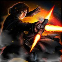 Kylo Ren by Rinter
