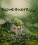Painted Stone Background by nathies-stock