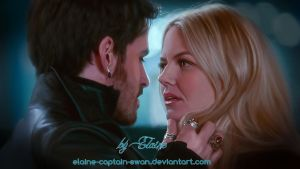 You traded your ship for me? by Elaine-captain-swan