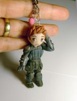 Alistair Keychain by vrlovecats