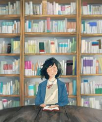 Silent Library by 3hil