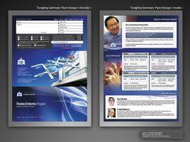 Tungling Flyer Design 2 by petercui