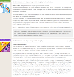 Why I'm leaving FIMFiction by RailfanBronyMedia