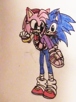 PC: SonAmy Boom by Death--EXE