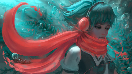 Drowning in Music by Yumenoki