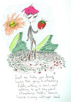 Strawberry Fields by jesseaaah
