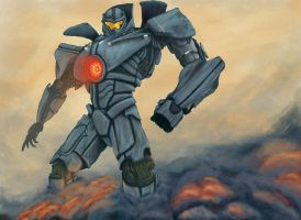Pacific Rim by muttoz