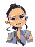 Rey-a-Day 52 by michaelfirman