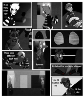 Fnaf Comic Page 3 | Intro by Marie-Mike